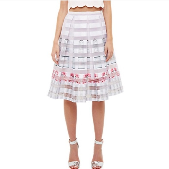 Ted Baker Dresses & Skirts - Ted Baker Midi skirt
